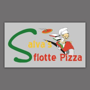 Salva's Flotte Pizza